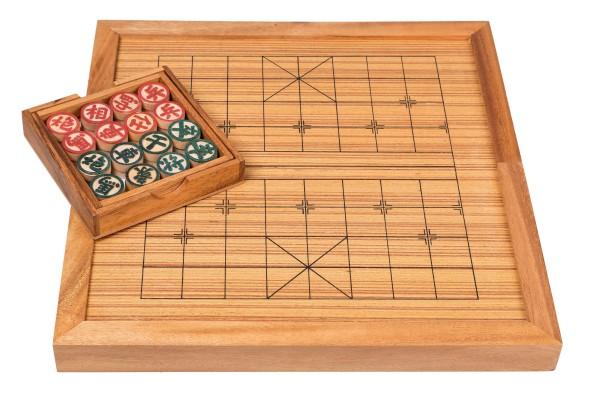 Chinesisches Schach (Holzspiel)