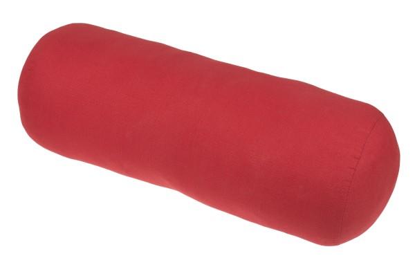 Yoga Bolster 70x25 cm (rot)