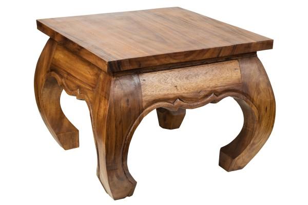 Opium Tisch 50 x 50 x 40cm, braun