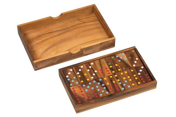 Holzspiel Domino