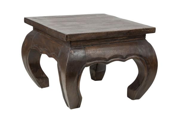 Opium Tisch dunkel (mittel, 30 x 30 x 23 cm)