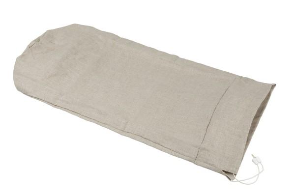 Bezug für Kissenrollen 70x25 cm (Leinen)
