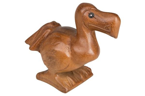 Dodo Vogel aus Holz