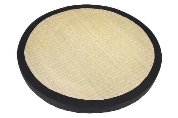 Tatami Element rund 60cm (schwarz)