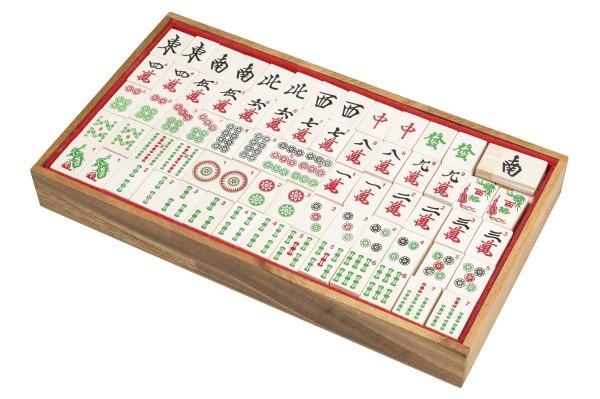 Mah Jong (Holzspiel)
