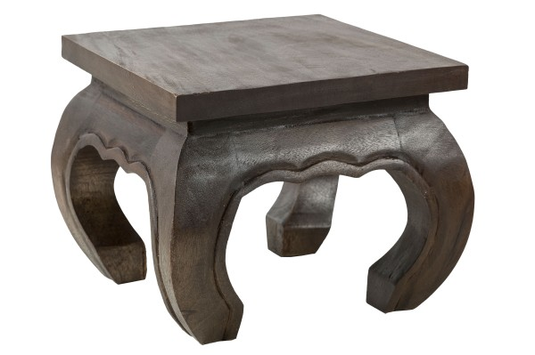 Traditional Asian Coffee Table (Handcarved from Solid Wood)
