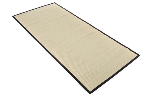 Goza mat with black border