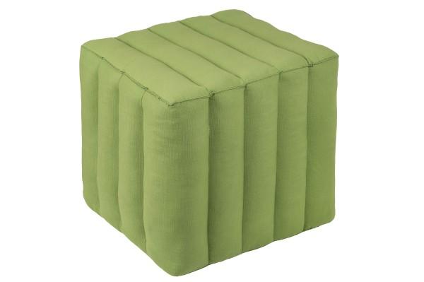 Thaikissen Block 40x45x50 cm (grün)