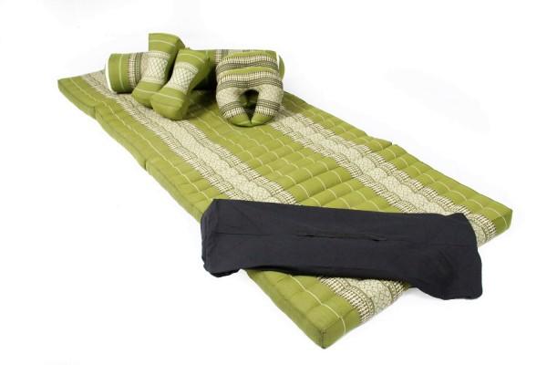 Massageset III (bambusgrün)
