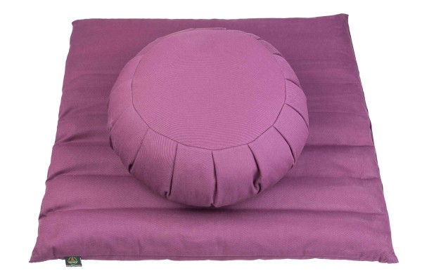 Buchweizen Meditationsset lila