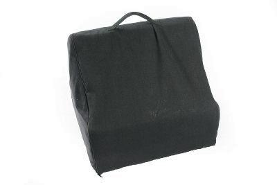 Tasche für 3-fold Thaikissen (schwarz)