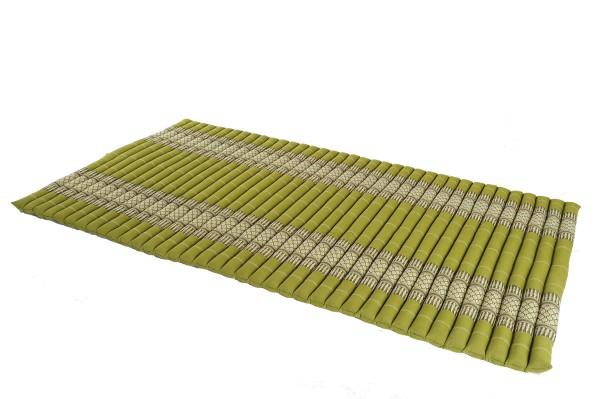 Kapok Futon 200x100cm, Bamboogreen