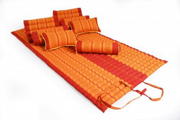 Thaikissen Chillset (rot-orange)