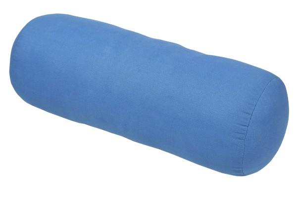 Yoga Bolster 70x25 cm (lichtblau)