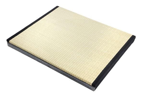 Tatami Klappmatte 200x80 (schwarz) geschlossen